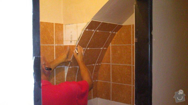 Rekonstrukce záchodů - šipkový bar: DSC_0392