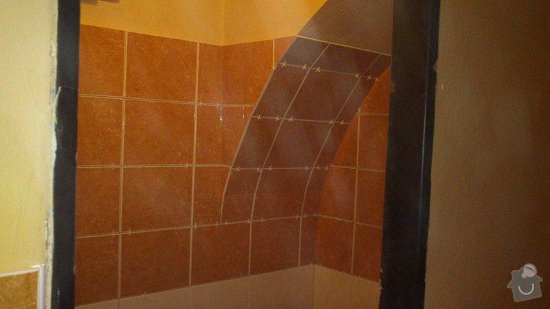 Rekonstrukce záchodů - šipkový bar: DSC_0393