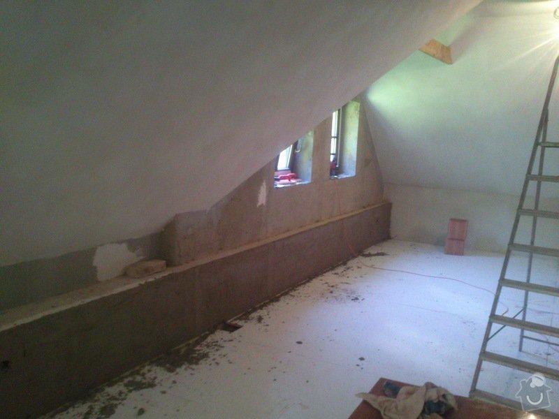 Rekonstrukce podkroví: DSC_0633