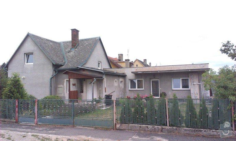 Zhotovení zateplovací fasády rodinného domu.: IMAG0811