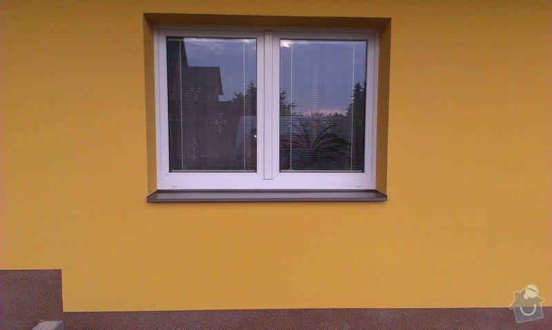 Zhotovení zateplovací fasády rodinného domu.: IMAG0846