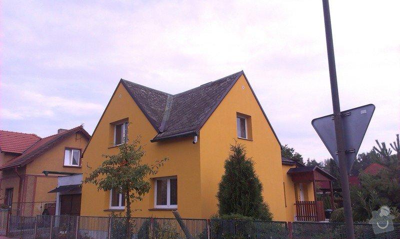 Zhotovení zateplovací fasády rodinného domu.: IMAG0847_1_