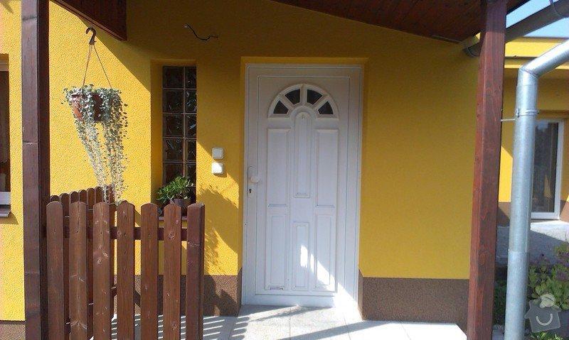 Zhotovení zateplovací fasády rodinného domu.: IMAG0864