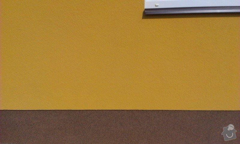 Zhotovení zateplovací fasády rodinného domu.: IMAG0866