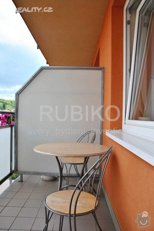 Zasitovani balkonu: balkon