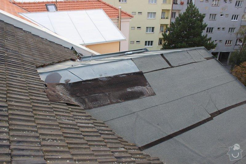 Oprava střechy: IMG_1810