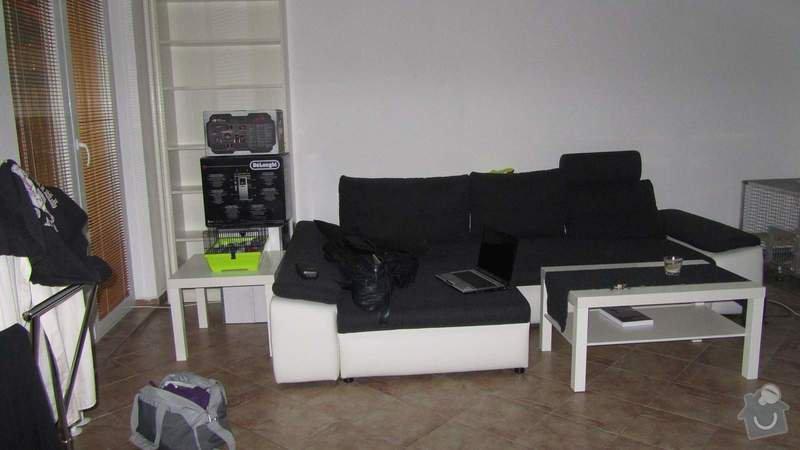 Renovace podlahy panelovy byt 35 m2: 040