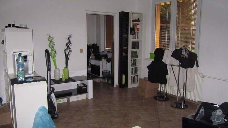 Renovace podlahy panelovy byt 35 m2: 041