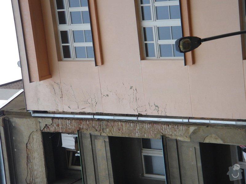 Stavební práce - opravy činžovního domu: 3