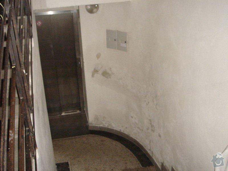 Stavební práce - opravy činžovního domu: 5