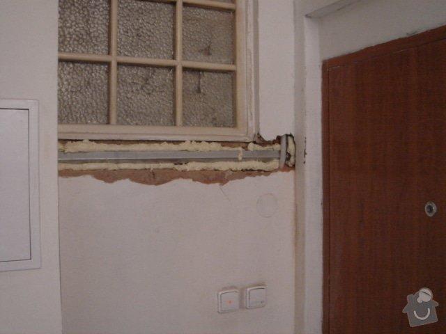 Stavební práce - opravy činžovního domu: 7