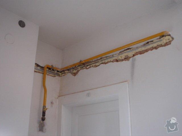 Stavební práce - opravy činžovního domu: 8