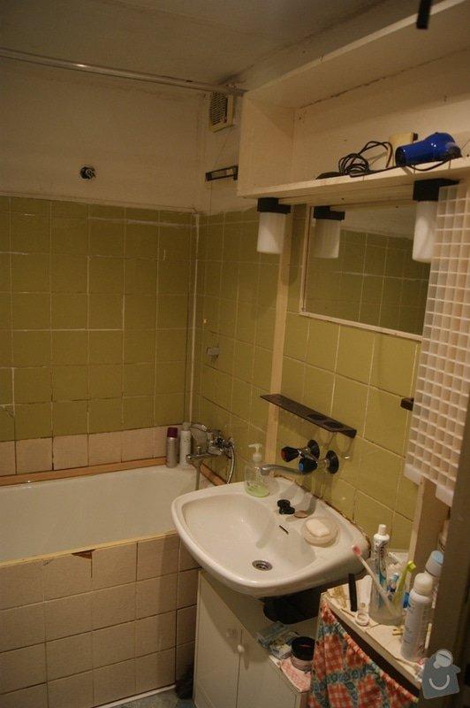 Rekonstrukce bytového jádra v paneláku Praha 5: koupelna_2