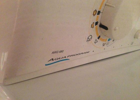 Oprava pračky Whirpool AWG680