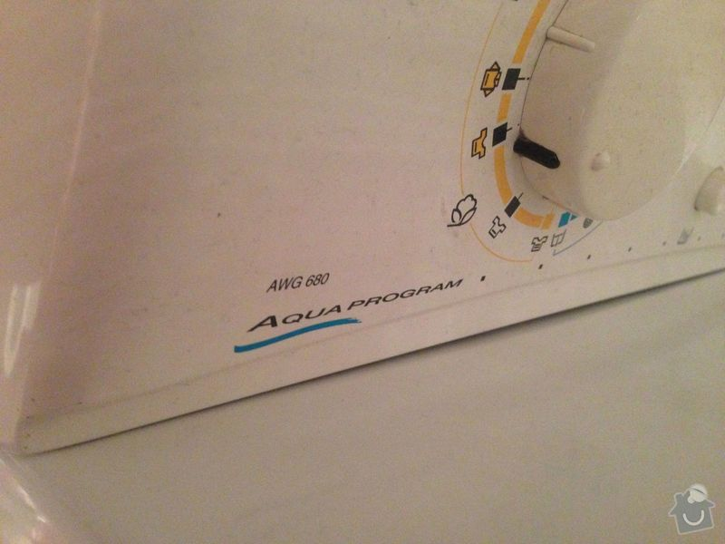 Oprava pračky Whirpool AWG680: IMG_3988