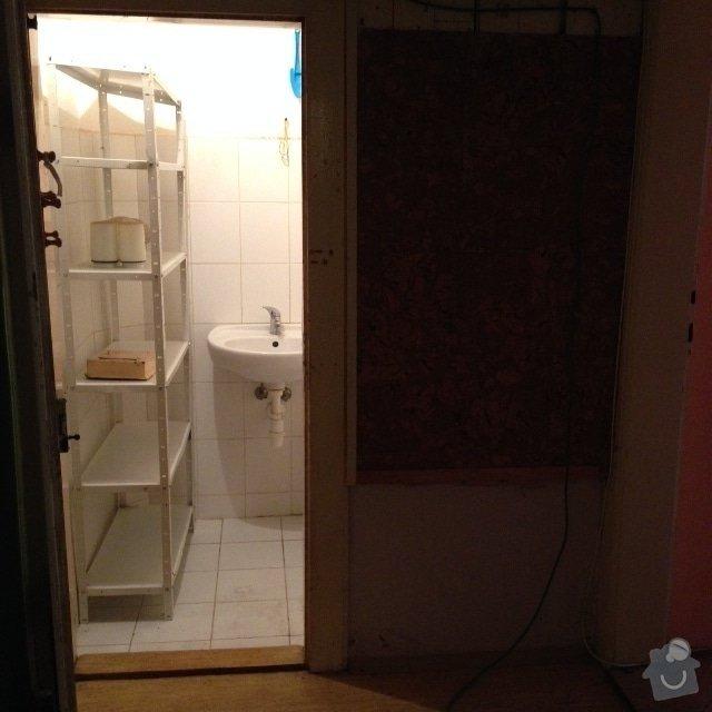 Bourací práce + obklady koupelny v malém bytě: IMG_5071