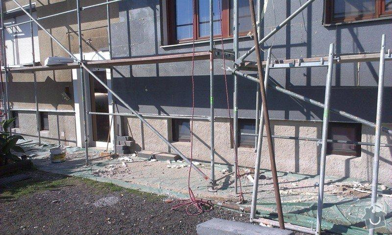 Zateplení bytového domu,fasádu a drobné zednické opravy: zhotoveni-zateplovaci-fasady-bytoveho-domu_IMAG0871