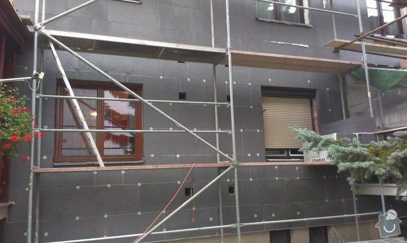Zateplení bytového domu,fasádu a drobné zednické opravy: zhotoveni-zateplovaci-fasady-bytoveho-domu_IMAG0882