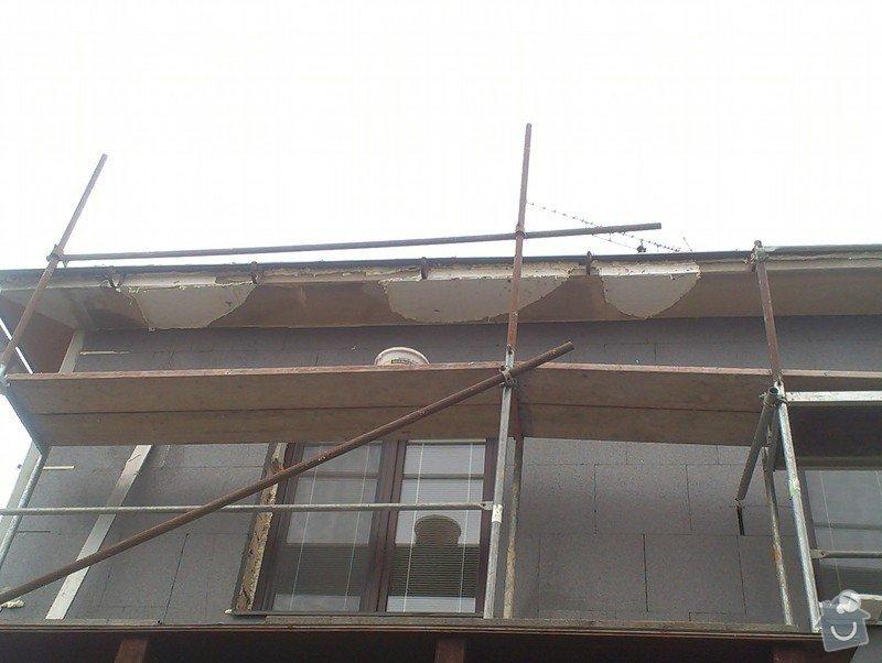 Zateplení bytového domu,fasádu a drobné zednické opravy: zhotoveni-zateplovaci-fasady-bytoveho-domu_IMAG0888