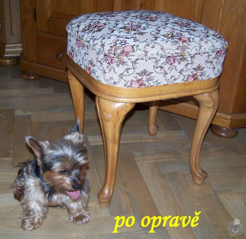 Čalounické práce (1 stolička - taburet): 100_7114_-_Kopie