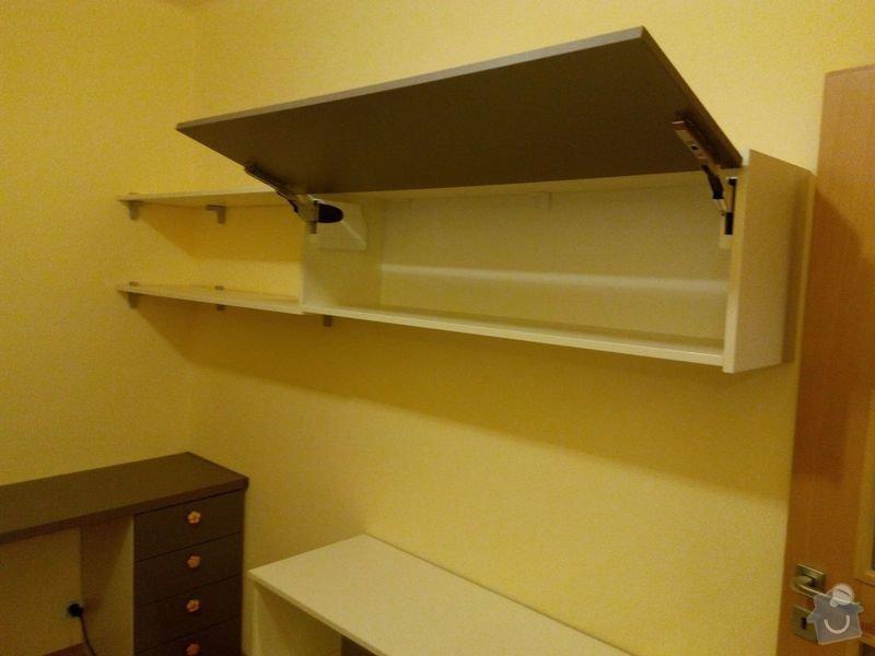 Výroba dětského pokoje, vestavěné skříně + malování : IMG_20140709_223737