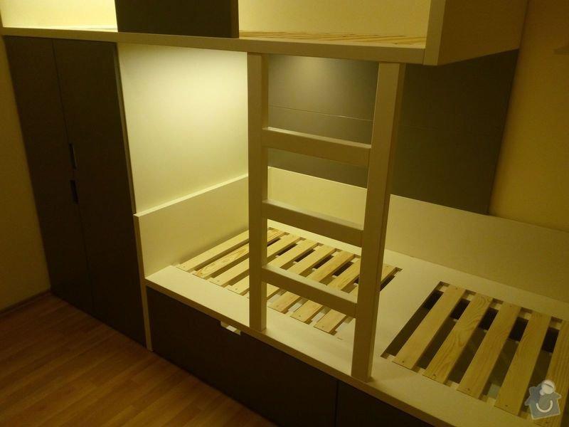 Výroba dětského pokoje, vestavěné skříně + malování : IMG_20140709_223819