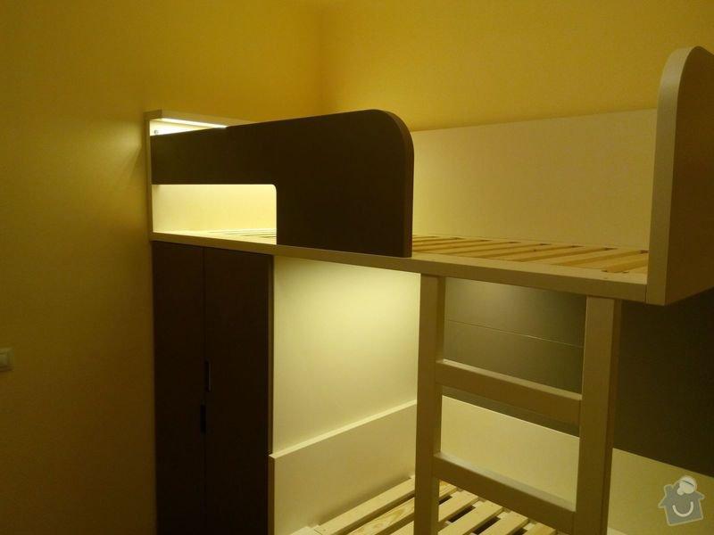 Výroba dětského pokoje, vestavěné skříně + malování : IMG_20140709_223822