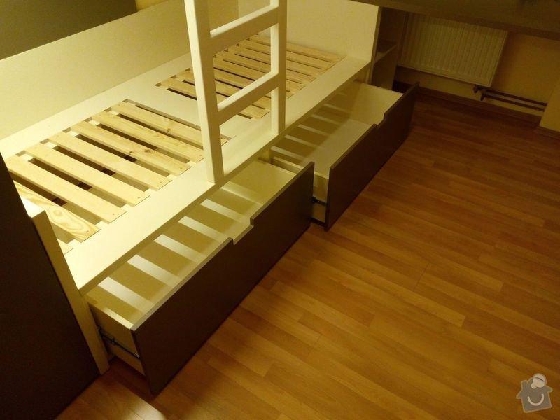 Výroba dětského pokoje, vestavěné skříně + malování : IMG_20140709_223838
