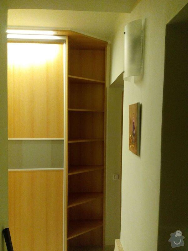 Výroba dětského pokoje, vestavěné skříně + malování : IMG_20140709_224922