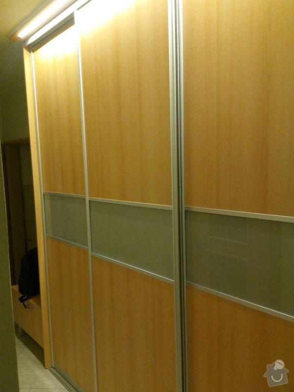 Výroba dětského pokoje, vestavěné skříně + malování : IMG_20140709_224930