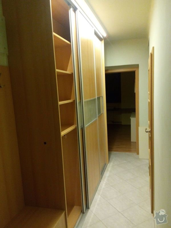 Výroba dětského pokoje, vestavěné skříně + malování : IMG_20140709_225014