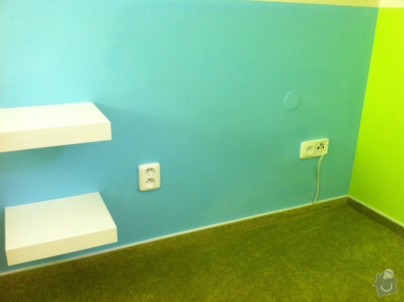 Malování, přestavba pokoje: IMG_6681