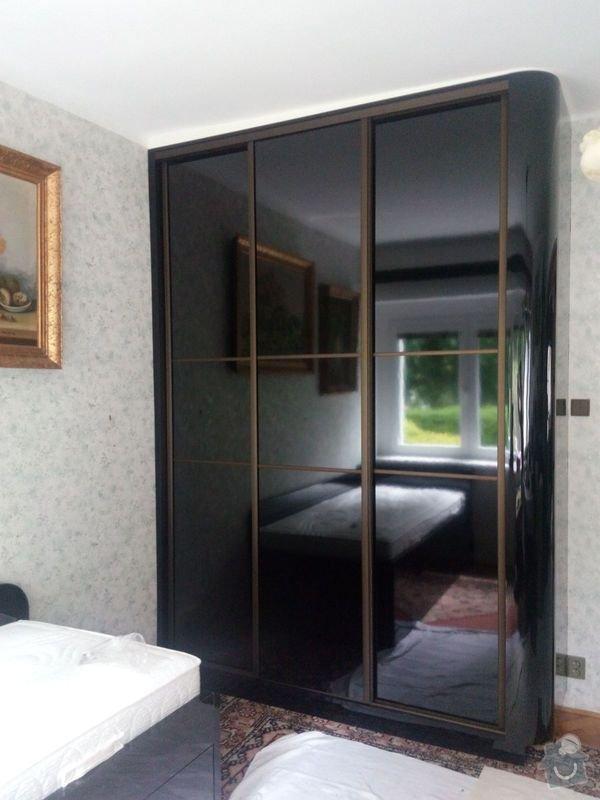 Výroba a montáž vestavěné skříně a postele: IMG_20140602_120758