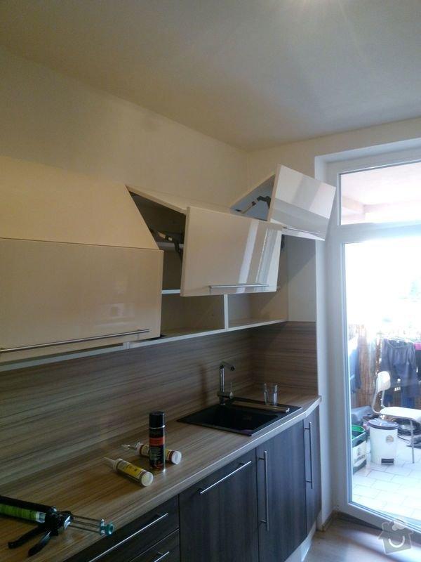 Výroba a montáž kuchyňské linky: IMG_20140703_193147
