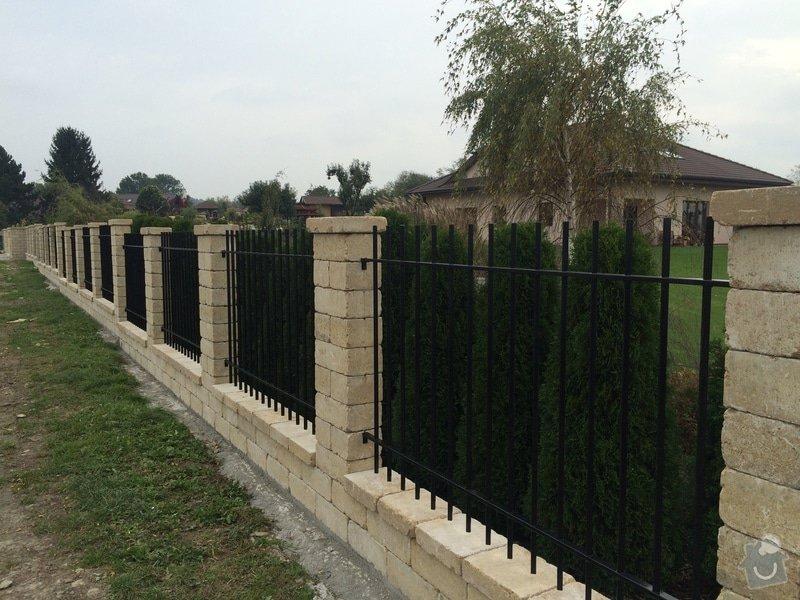 Stavba plotu: IMG_0305