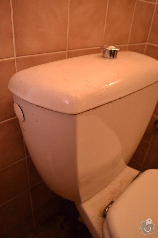 Výměna stávajícího WC kombi + dodej nového včetně montáže wc+přívodu vody.: DSC_0278