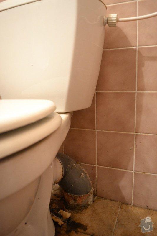 Výměna stávajícího WC kombi + dodej nového včetně montáže wc+přívodu vody.: DSC_0282