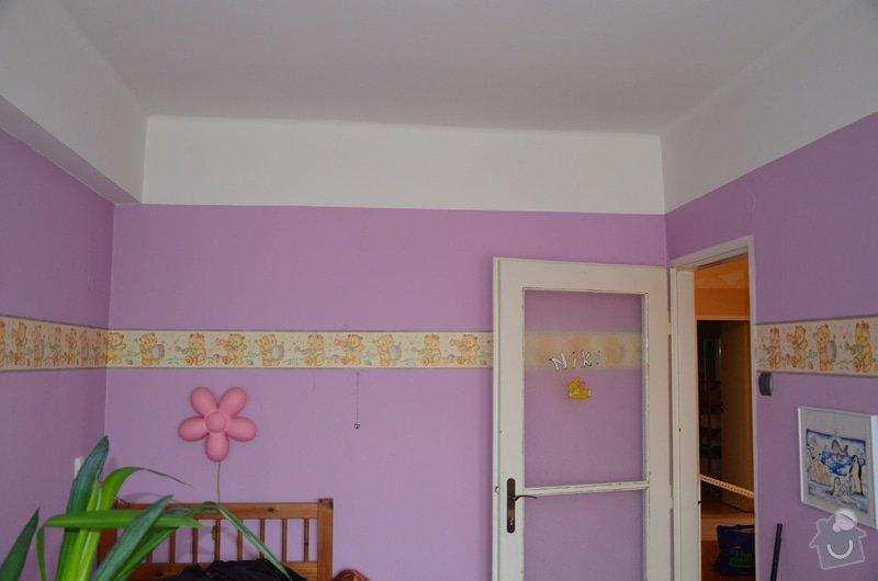 Kompletní Škrábání, Ošetření, Malování - Stěny + Strop. Byt velikosti 115m2: DSC_0366