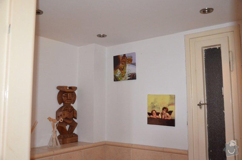 Kompletní Škrábání, Ošetření, Malování - Stěny + Strop. Byt velikosti 115m2: DSC_0367