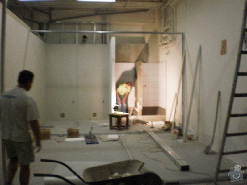 Opravy a přestavby kancelářských místností: 20100803_10