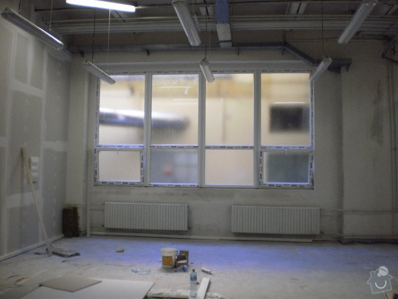 Opravy a přestavby kancelářských místností: 20100820_04