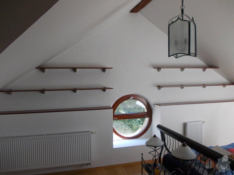 Malba,úprava stěn: DSCN0384