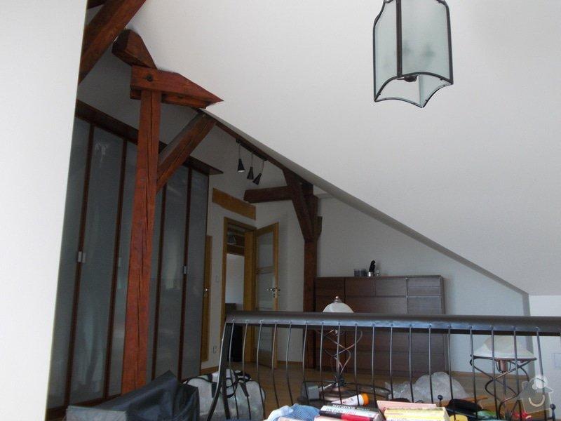 Malba,úprava stěn: DSCN0385