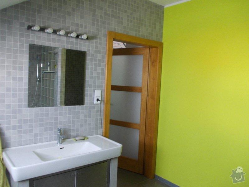 Malba,úprava stěn: DSCN0389