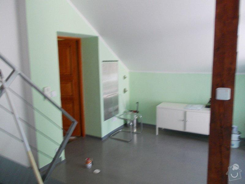 Malba,úprava stěn: DSCN0391