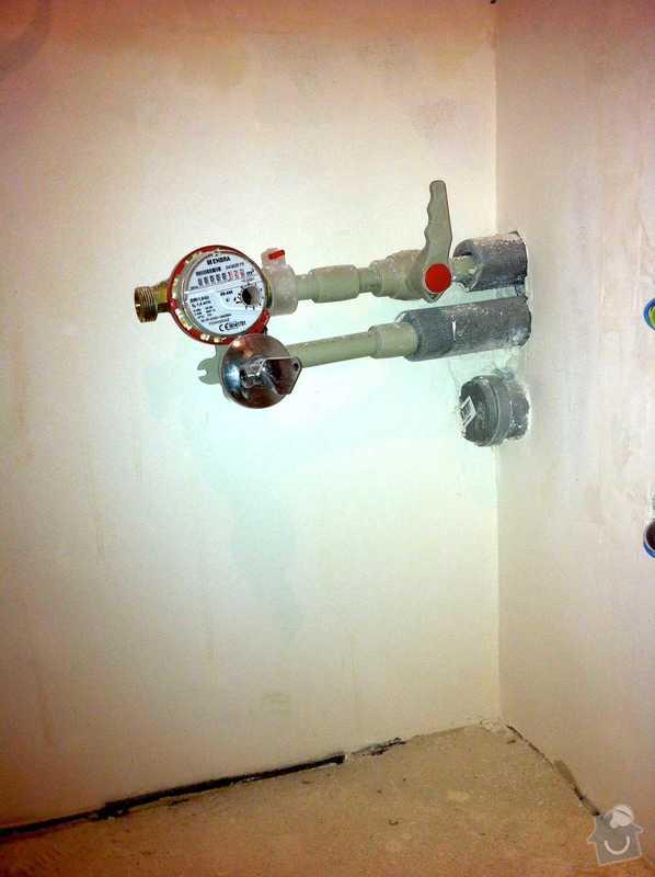 Instalaci rozvodů vody a odpadu: voda_kuchyn_