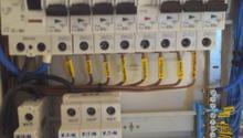 Rekonstrukce elektroinstalace bytu 2+1
