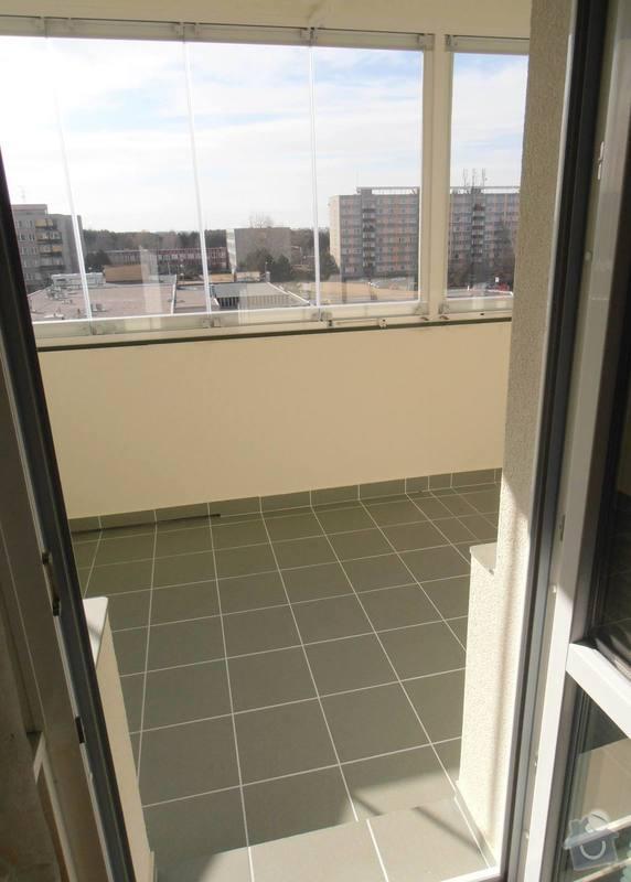 Projekt kompletního zateplení panelového bytového domu s rozšířením stávajících lodžií: 06