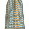 Projekt kompletniho zatepleni paneloveho bytoveho domu s rozs 20 vizualizace