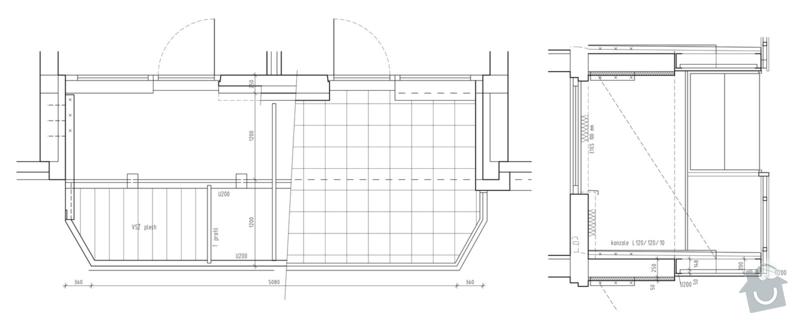Projekt kompletního zateplení panelového bytového domu s rozšířením stávajících lodžií: z_lodzie